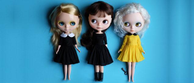 3 девушки: блондинка, брюнетка и русая